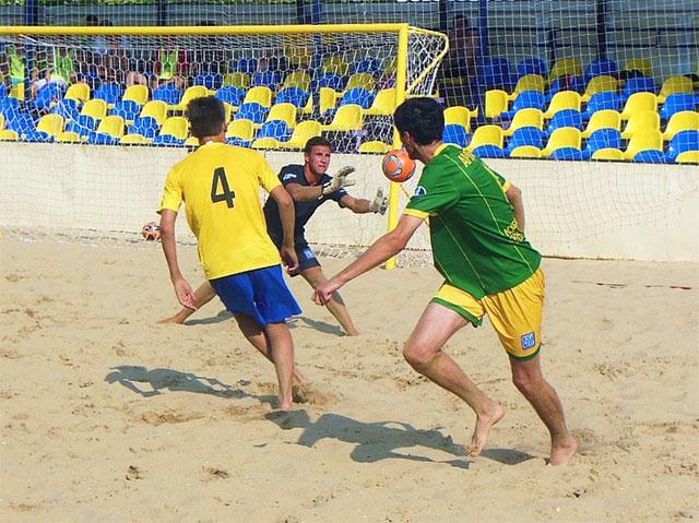 Пляжный футбол Кубок