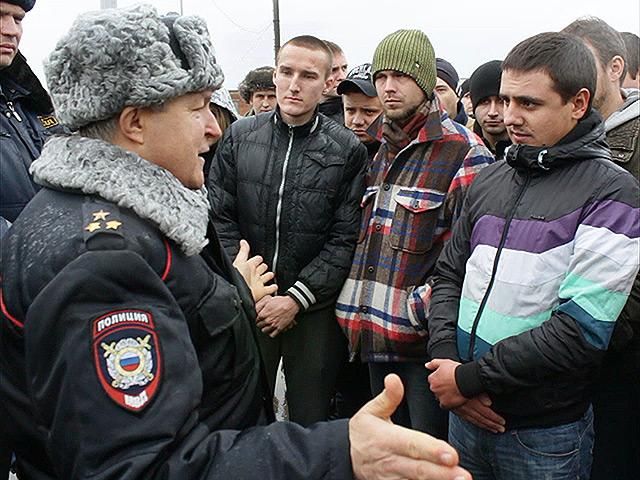 Автопробег в Краснодаре 18 января 2014. Протест автовладельцев. Штрафы