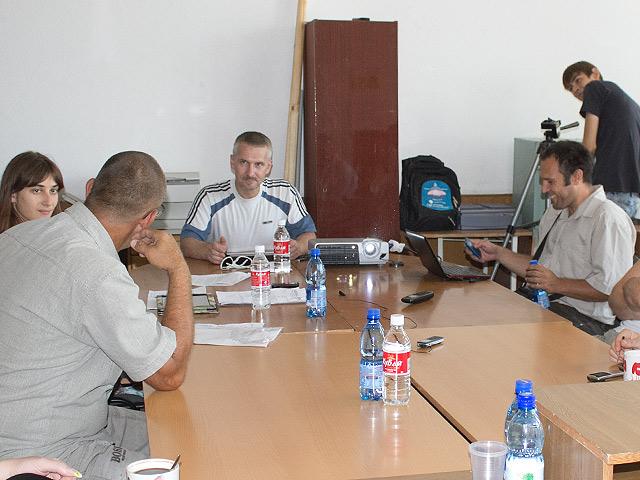Власти края проигнорировали круглый стол, организованный Общественной палатой РФ